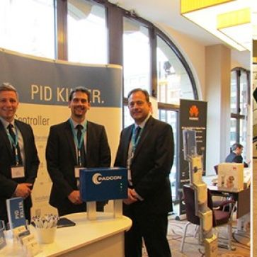 PID KILLER impresses audience in German capital