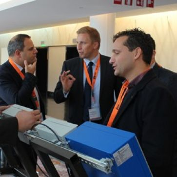 A successful appearance at Solar Asset Management Europe in Milan